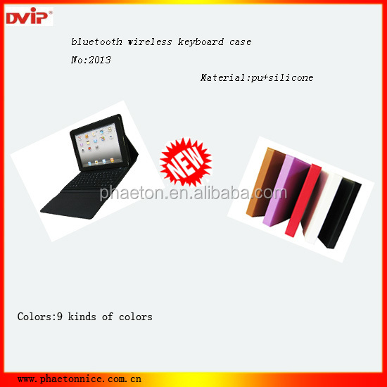 bluetooth keyboard for ipad 4 case,thinnest for ipad case,keyboard for ipad