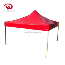Printing advertising pop up beach tent with oilskin fabric