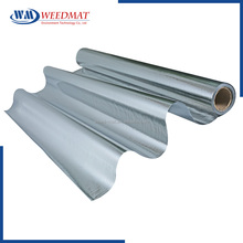 double sided foil fireproof Radiant Barrier foil backed heat reflective foil insulation