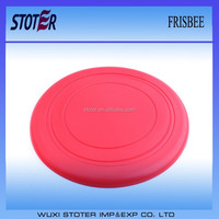 foldable high quality silicon frisbee fly disc for pet
