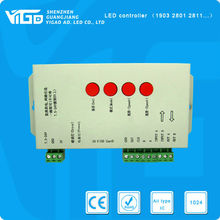 T1000s ws2801 led controller with sd card factory