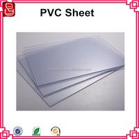 High Impact PVC Clear Sheet Hard PVC Sheet