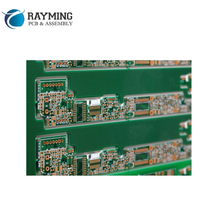 Rayming Evonik PCB board electronics, pcb board recycling machine