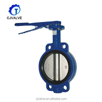 Ductlie Iron Motorized Water Butterfly Valve