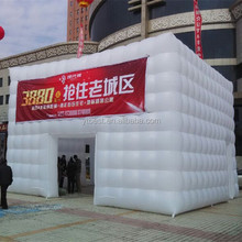 Portable Inflatable Photo Cabin/Inflatable Cube Tent/Led Inflatable Photo Booth