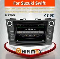 HIFIMAX S160 Android 4.4.4 car radio for Suzuki Swift car audio stereo auto radio multimedia player