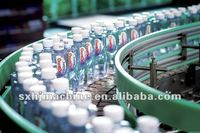 WJ Linear type mineral/pure water bottle filling machine/line