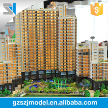 1:100 scale models for displaying , construction and real estate model