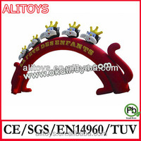 Ali outdoor decorative christmas arches/ Inflatable Arch