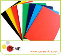 wood plastic composite rigid pvc foam board