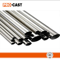 2 inch 316 welded standard stainless steel pipe