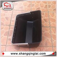 Plastic Pig Food Feeder For Poultry Feeding