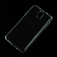 Transparent Soft for Samsung Galaxy Note 3 Clear TPU Phone Case