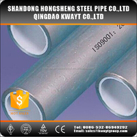 hot dipping galvanized steel tube/pipe