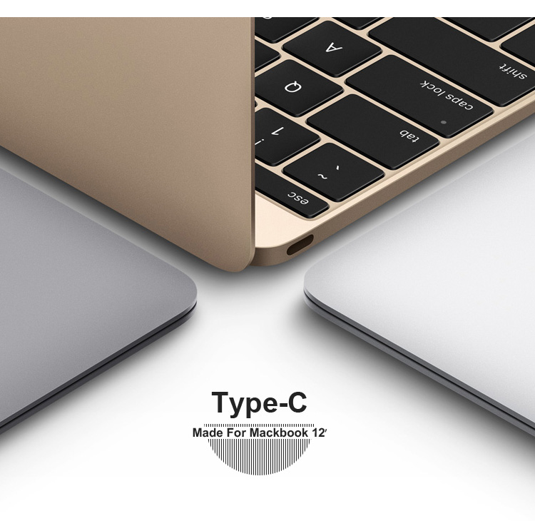 Brand-new USB 3.1 5-in-1 Connection HUB Type-C Card Reader Made For Macbook 12''/ChromeBook Pixel