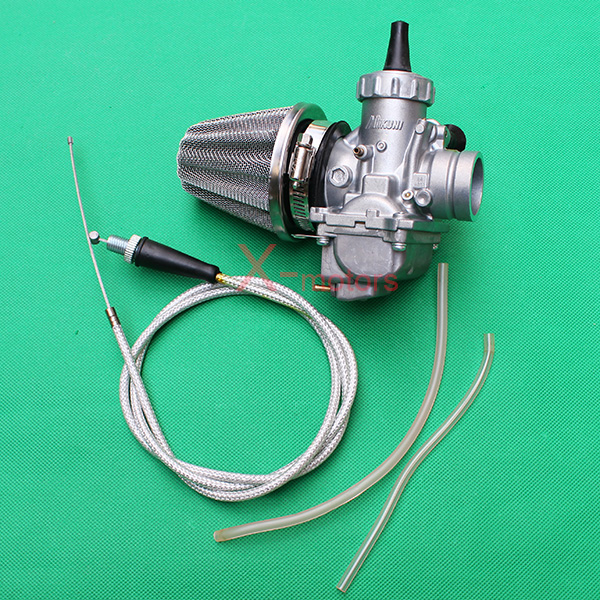 Carburetor for YAMAHA TTR125 TTR 125 KAWASAKI KX80 MIKUNI Carburetor Air filter