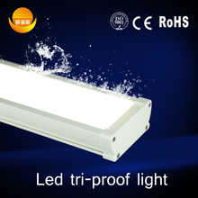 LED Canopy Light led light tube ip65 4foot led vapor light fixture