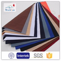 China wholesale alibaba polyester cotton Pocketing Fabric with white and colorful