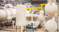 Green Energy Top Technology 24 Hours Non-stop Continuous Recycling Waste Plastic into Fuel Oil Pyrolysis Plant