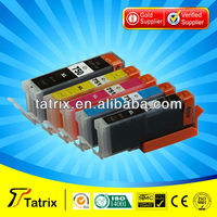 new ink cartridge PGI-750 CLI-751 for Canon PIXMA MG5470/MG6370/MX727/MX927/iP7270 with chip