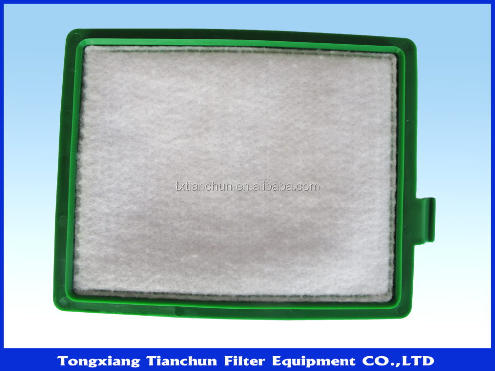 China Factory supply competitive price hepa filter for aeg electrolux EF017 vacuum cleaner