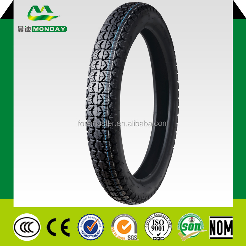 LOTOUR Brand 2.75x17 2.75-17 Chinese Motorcycle tyre