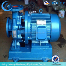 ISG type electric inline centrifugal pumps price