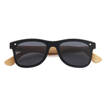 Zogift 2017 Tribe Brown <strong>Bamboo</strong> Polarized Sunglasses