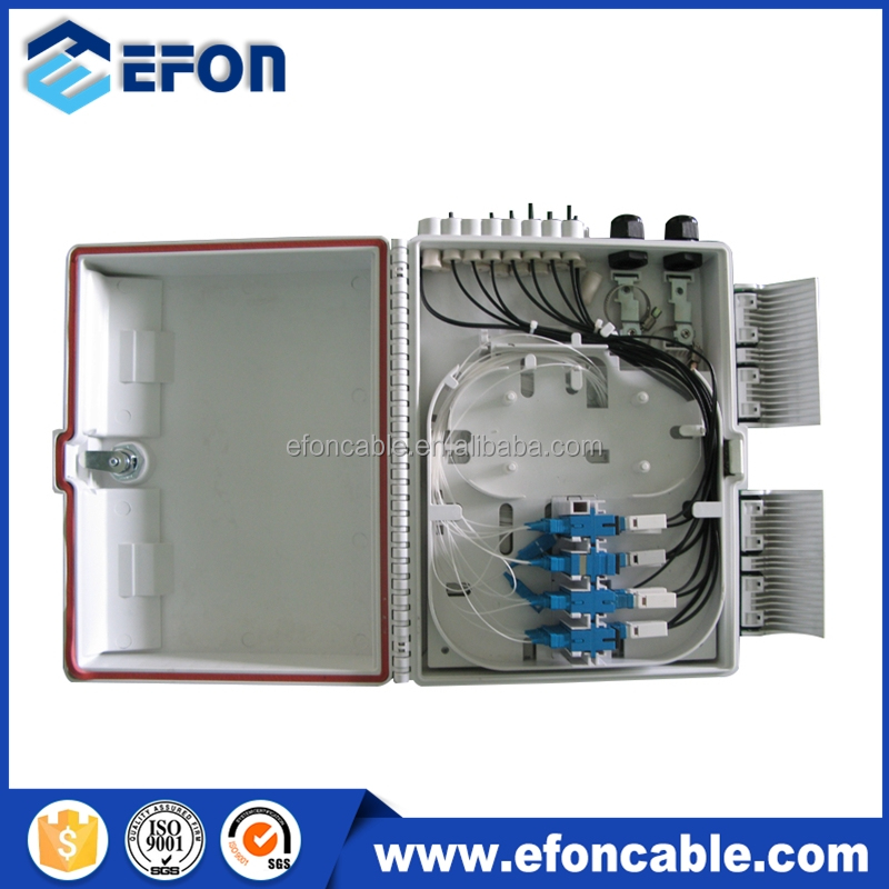 Fiber Optic cwdm mux/demux fdb 16port cable bending splitter terminal box