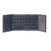 Three-fold Mini Wireless Folding Foldable Keyboard for Andriod IOS BTK-033
