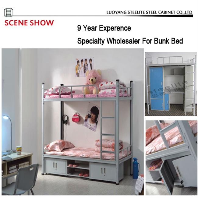 Cheap Used Bunk Beds For Sale School Dormitory Bunk Double