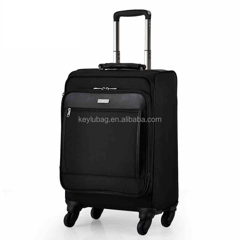 Manufacturer wholesale new style bussiness trolly travel in stock fancy luggage