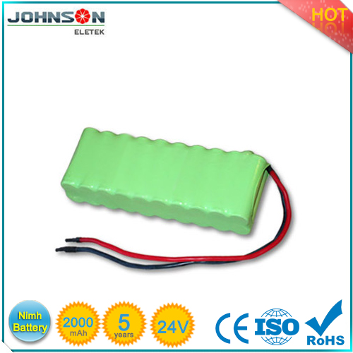 High temperature ni-mh battery 9.6v 700mah / nimh aaa 9.6v 800mah rechargeable battery pack