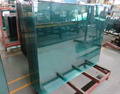 12mm tempered glass for balustrade