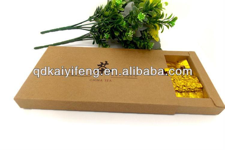 Foldable Paper box for gifts and food packaging