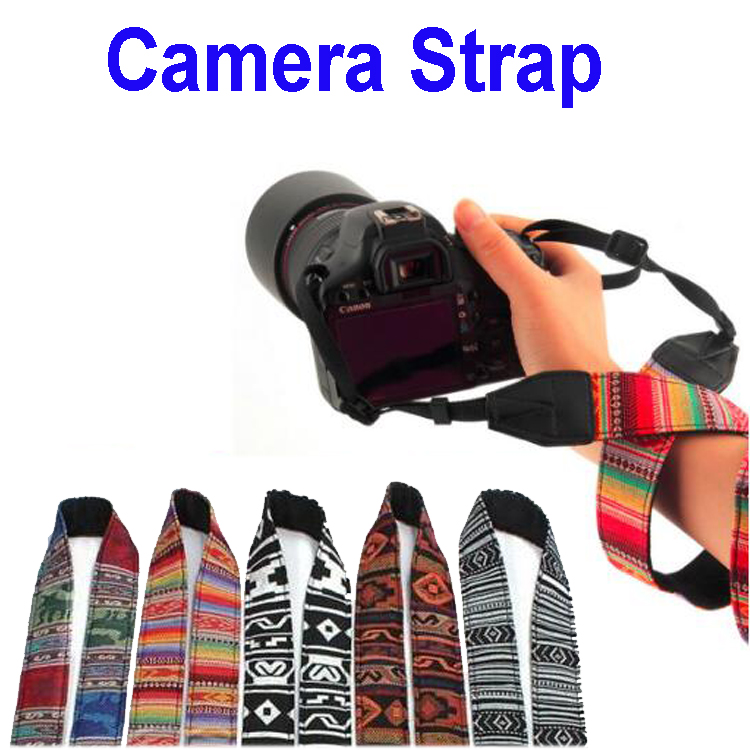Hot Selling Vintage Camera Neck Hand Shoulder Strap for DSLR Camera