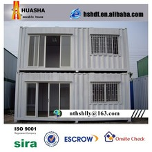 Prefabricated Container Store Stackable Cabins