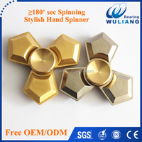 Top quality full copper nice spinner fidget toy hand spinner