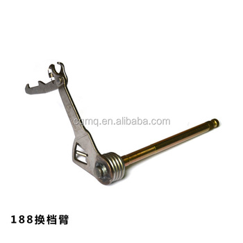 188 Gear Shifting Spindle or Arm for Motorcycle MeiQi