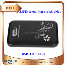 Best price hard disk drive for external USB 2.0 Portable [HDD] with Encryption