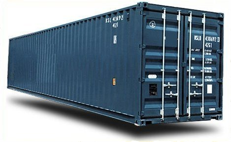 Dry container type 40 ft shipping container 40 feet length container for sale