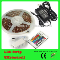 24Key Remote Control RGB LED Strip