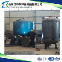 Hepa/sand/drinking water mechnical filter