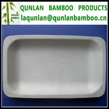 Eco Bamboo Plate Disposable