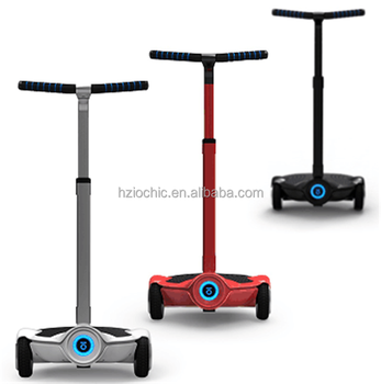 IO CHIC Guaranteed quality safety cheap safe 6.5 Inch electric scooter bluetooth