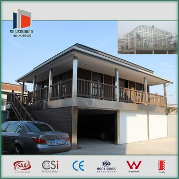 prefabricated modern steel house