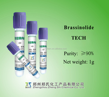 New plant growth regulator brassinosteroid, brassinolide 90%