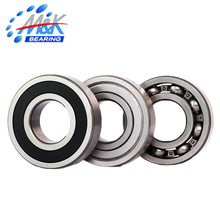 6301zz or 2 rs 12*37*12mm High Quality cheap Deep Groove Ball Bearing