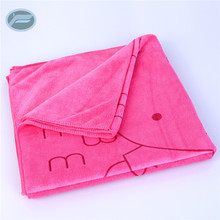 Factory price durable and washable microfiber hair removal towel