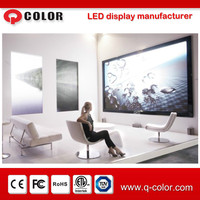 Hot sale new design product indoor full color hd p1.875,p2.5,p3,p4 curve led tv